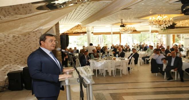 Batur: Birlikte çok güzel işler yapacağız