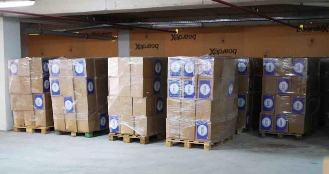 Karşıyakalılara Ramazan'da 3 binden fazla koli gıda yardımı yapılacak