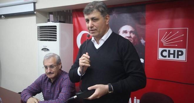 Cemil Tugay CHP Mahalle Temsilcileriyle bir araya geldi