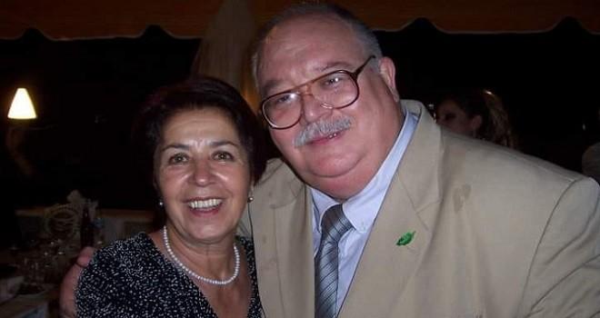 Sancar Maruflu 45 yıllık hayat arkadaşını kaybetti