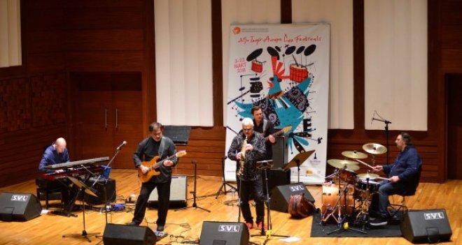 Bconnected Jazz Band unutulmazlar arasına girdi
