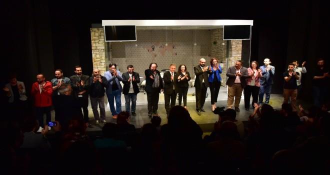 ''Sessizlik'' Ankara seyircisiyle buluştu