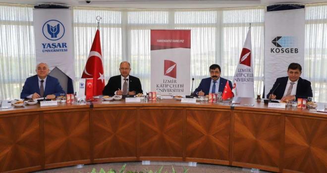 Kuzey İzmir Teknoloji Merkezi ilk toplantısını yaptı