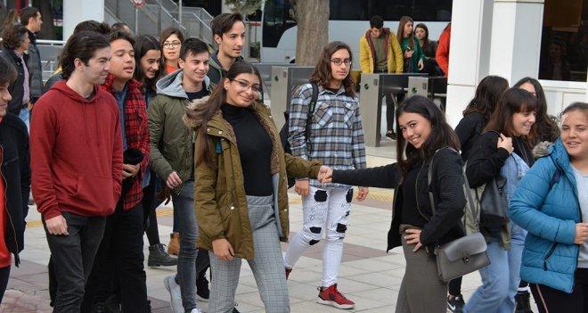 Birlikte Kolaylaştıralım Hayatı projesi gençlere umut oldu