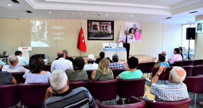 Bornova Günleri'nde Atatürk anlatıldı