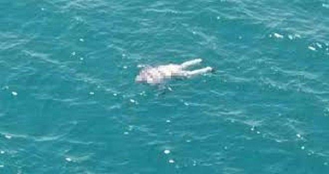 Bostanlı'da denizde ceset bulundu...