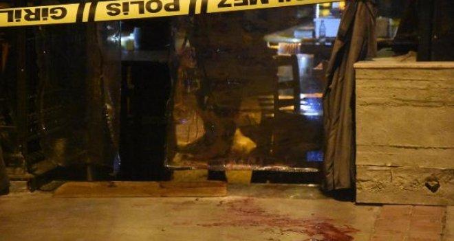 Bostanlı'da ünlü gece kulübüne saldırı: 1 Ölü, 2 yaralı...