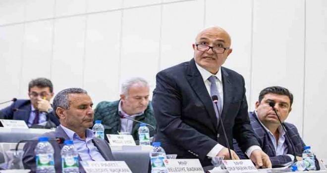 MHP'den ulaşım sistemi değişikliğine tepki