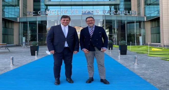 Karşıyaka Stadı için yeni gelişme...