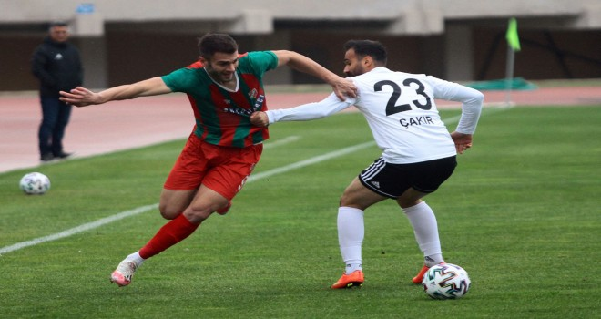 Karşıyaka Somaspor'a kaybetti, serisi sonlandı