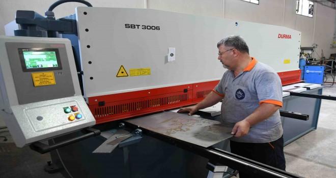 Karabağlar'da teknolojik hamleler devam ediyor