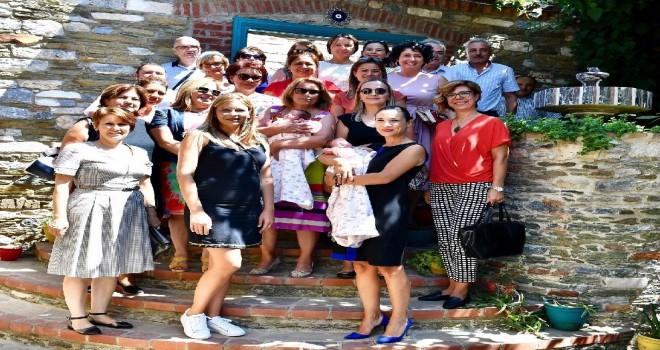 Başkan eşlerinin gündemi ''engelsiz'' İzmir