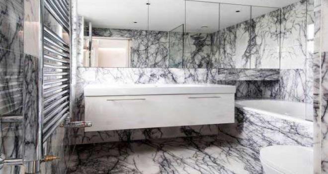 Mermer Banyo Tasarımlarının Kullanım Avantajları Nelerdir?