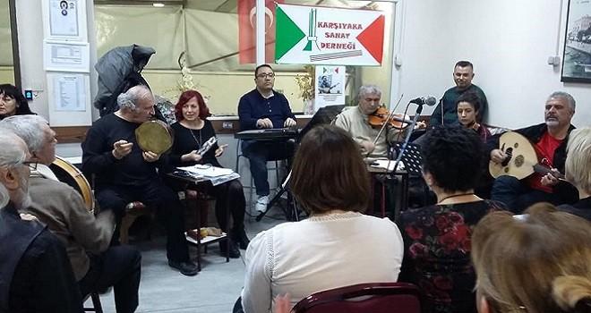 Karşıyaka Sanat Derneği'nde yoğun hazırlıklar devam ediyor...