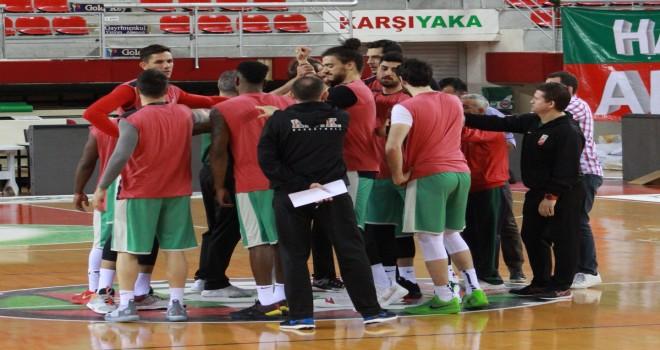 Pınar Karşıyaka-Fenerbahçe Beko maç biletleri tükendi
