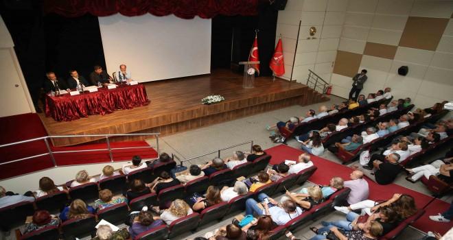 Karşıyaka'da sağlık zirvesi