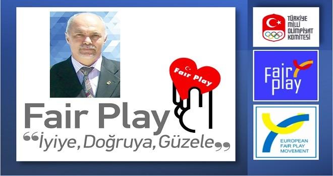 Avni Erboy yeniden TMOK Fair Play Komisyonu'na seçildi