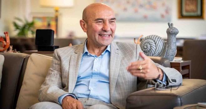 Başkan Soyer: Gelecek İzmir'de kuruluyor