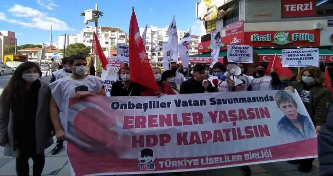 Türkiye Liseliler Birliği İzmir İl Teşkilatı Karşıyaka'da toplandı