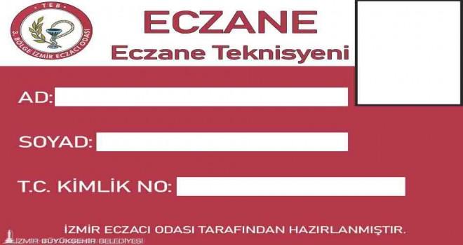 İzmir'de eczacı ve eczane çalışanlarına da ücretsiz ulaşım