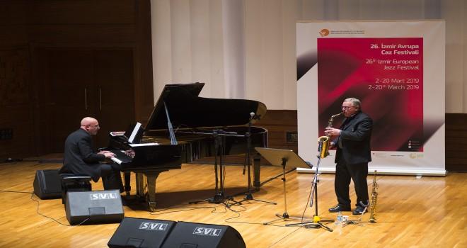Sahnede Süper İkili: Jazz Virtuoso Duo