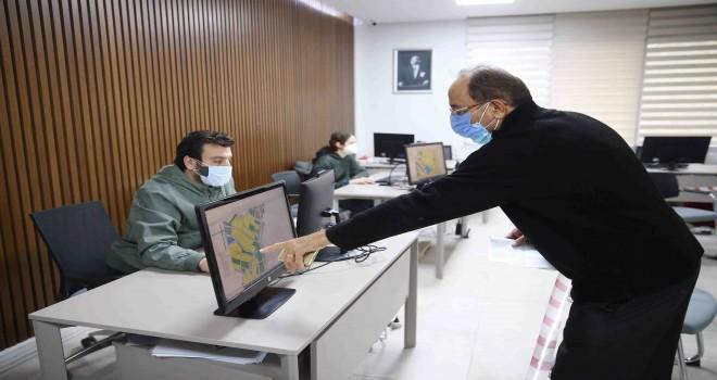 Karşıyaka Belediyesi'nden imar planları için yeni uygulama