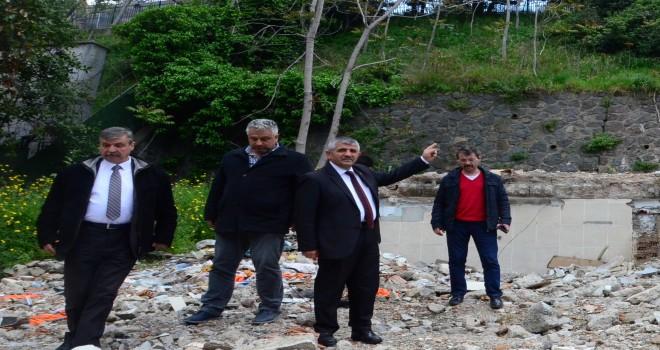 MHP'li Şahin: Hasan Tahsin'i yaşatmak Milli vazifemizdir
