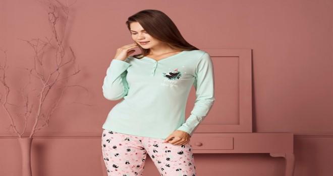 Bayan Pijama Takımı Modelleri