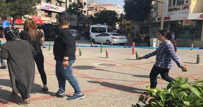 Çarşı'daki asılsız bomba ihbarı panik yarattı