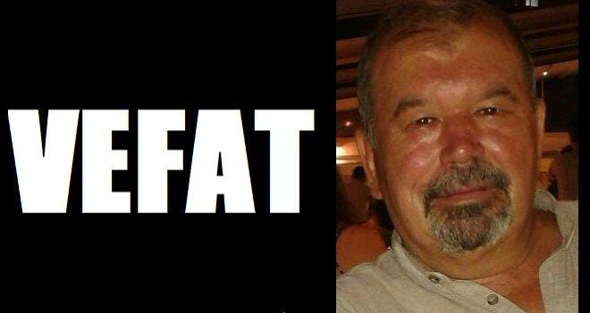 Çarşının gazete bayisi Halil vefat etti