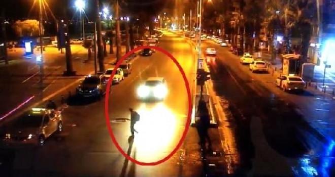 Karşıyaka'daki kazada kusurlu bulunan yayanın avukatı itiraz etti, yeni rapor alınacak