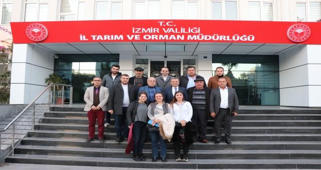 İzmir hayvancılığı için büyük işbirliği