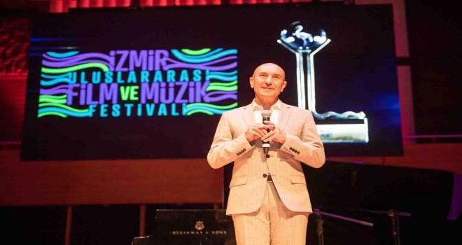 Soyer: İzmir'i bölgenin sinema merkezlerinden biri yapmak istiyoruz