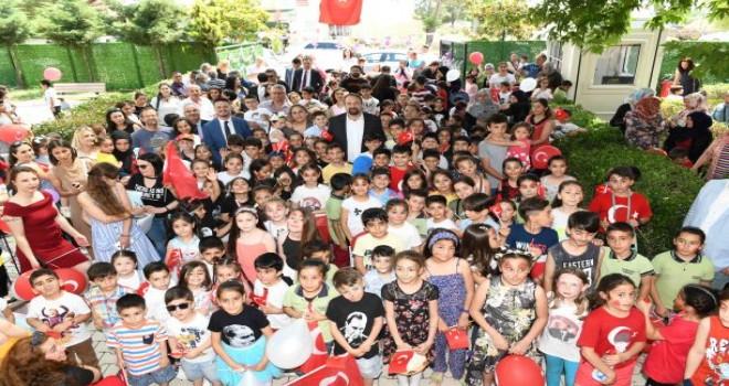 Çiğli Belediyesi'nden ''Çocuk Dostu'' adımlar