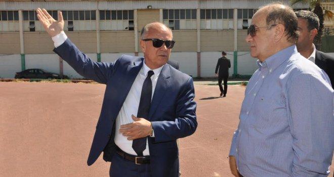 Cemil Şeboy: ''Bu stat Karşıyaka'yı kurtaracaktır''