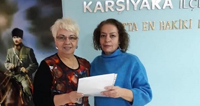 Dilek Löker İYİ Parti'den Belediye Meclisine aday oldu