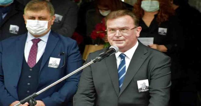 Atilla Baysak'tan Hollanda'ya kınama