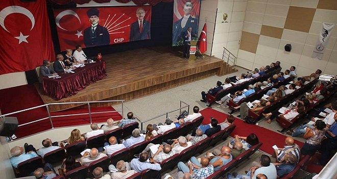 CHP Karşıyaka  İlçe Danışma Kurulu toplandı