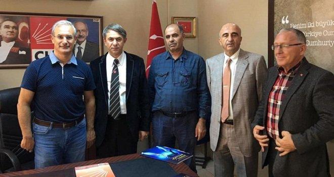 CHP'de Karşıyaka Belediye Başkanlığına Turabi Değer de aday...