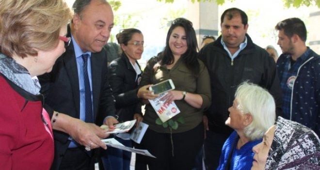 CHP'li Güven: Cumhurbaşkanı ve Başbakan da hayır için çalışıyor