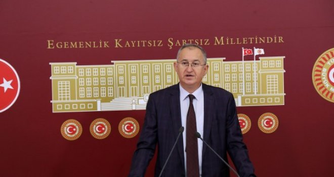 CHP'li Sertel, yerel basının sorunlarını Meclis'e taşıdı