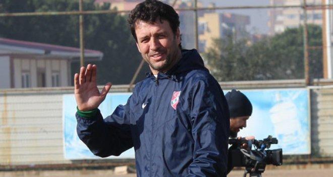 Cihat Arslan: Oyun ve mücadele beni tatmin etti