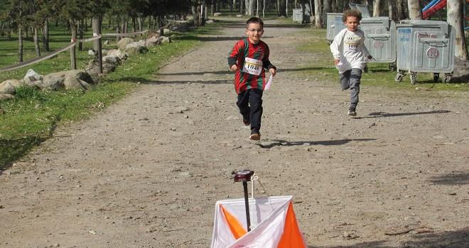 İzmir Oryantiring 14 Yaş altı İl Birinciliği başladı