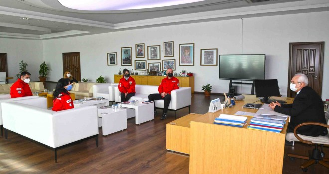 Karabağlar Belediyesi AKUT işbirliği örnek oldu