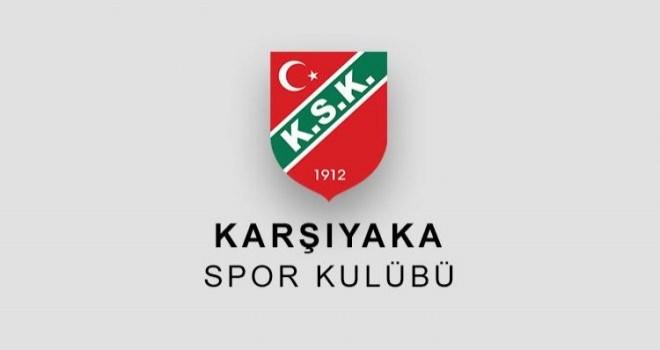 Karşıyaka Spor Kulübü: Hakkımızı Helal Ediyoruz