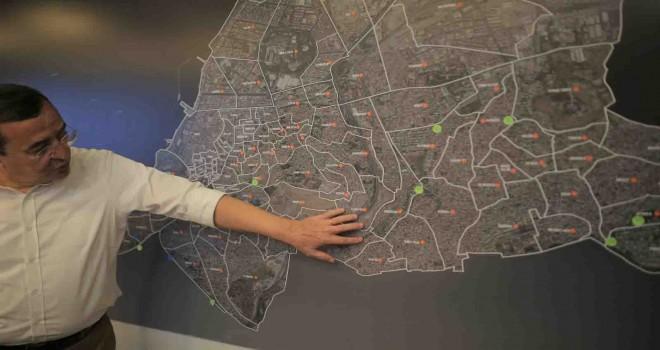 Batur: Uçaktan bakanlar  modern bir Konak görecek