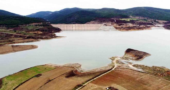 Barajlarda su seviyesi yükseldi