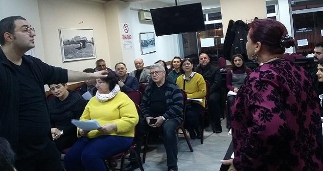 Sevgililer gününe özel: Türküler Sevgili konseri...
