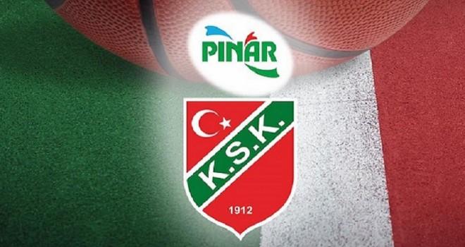 Pınar Karşıyaka ilk hafta deplasmanda