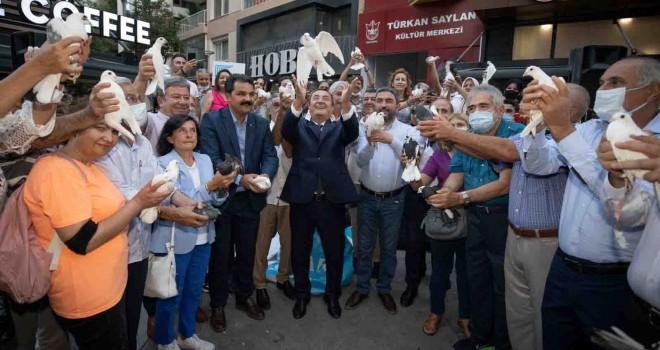 Batur: Barışa giden yol Atatürk'e ve Cumhuriyete sahip çıkmaktan geçiyor
